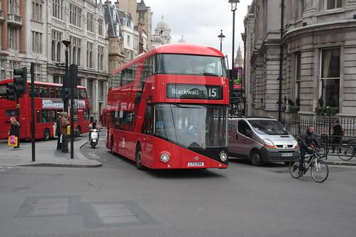 LT255 LTZ1255 New Routemaster