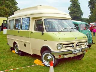 408 Bedford CF Dormobile (1973)