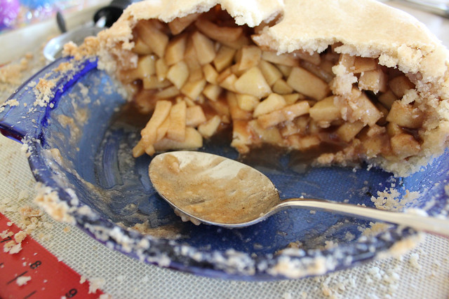 Gluten Free Apple Pie Filling - Sugar Free