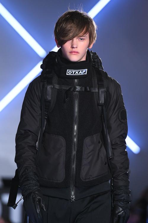 Robbie McKinnon3022_FW15 Tokyo Onitsuka Tiger × ANDREA POMPILIO(Fashion Press)