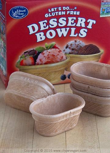 Dessert Bowls