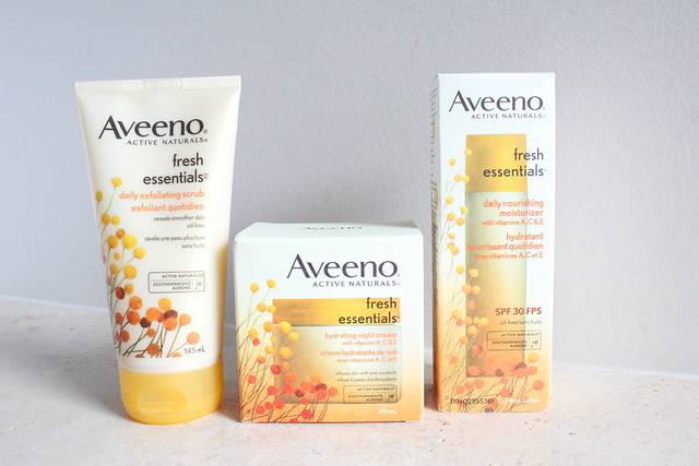 Aveeno Fresh Essentials review9