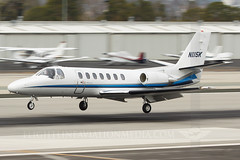 Cessna 560 Citation V N115K