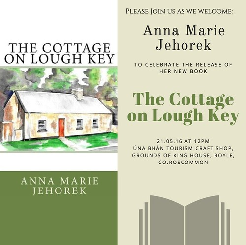 The Cottage on Lough Key Invitation