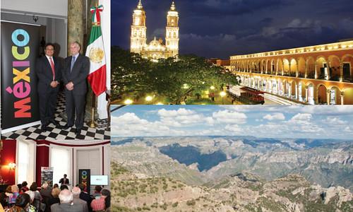 Promueven nuevos destinos para turistas británicos en México
