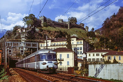 SBB - FFS & BLS Suisse