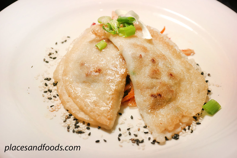 club med cherating pancake dumpling