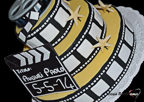 Torte - 83 - Torta cinema