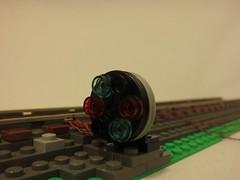 Lego Railroad Signals