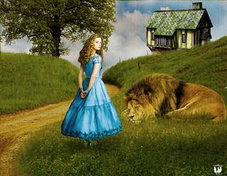 Let Sleeping Lions Lie ...