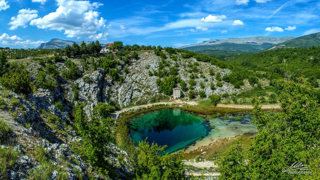 Vrelo rijeke Cetine