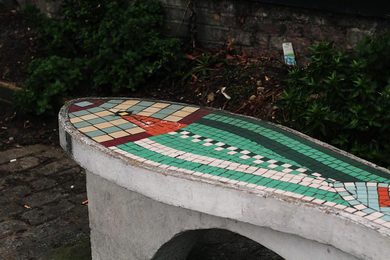 fish bench