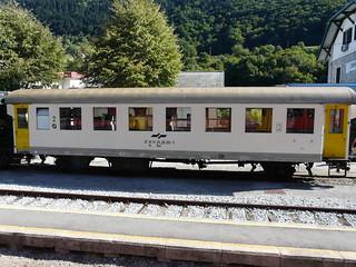 Slovenske železnice  - Baat car (23.08.2009)