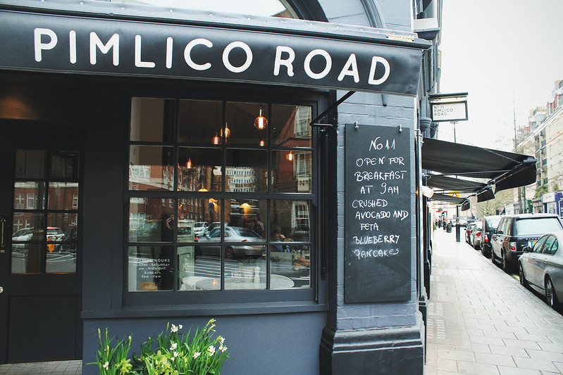 No 11 Pimlico Road Restaurant