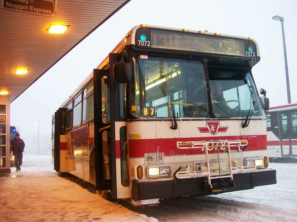 TTC 1996 Orion V #7072