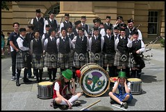 St Patricks Day Brisbane 2015