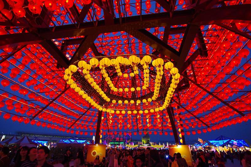 2015 台灣燈會 in 台中