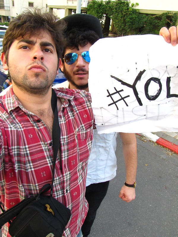 Too #YOLO for composition