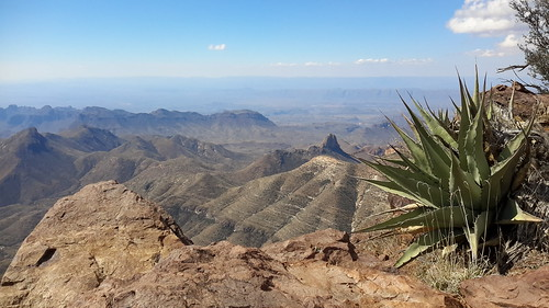 View from South Rim Loop Trail