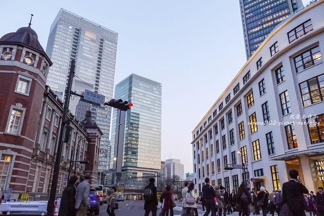 20150212入境-東京-米澤-04東京車站-1250830