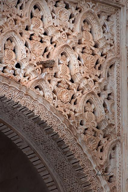 Cuarto Dorado, Alhambra, Granada.