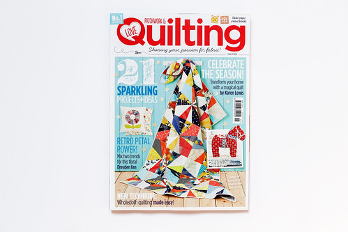 Love, Patchwork & Quilting - Issue 15
