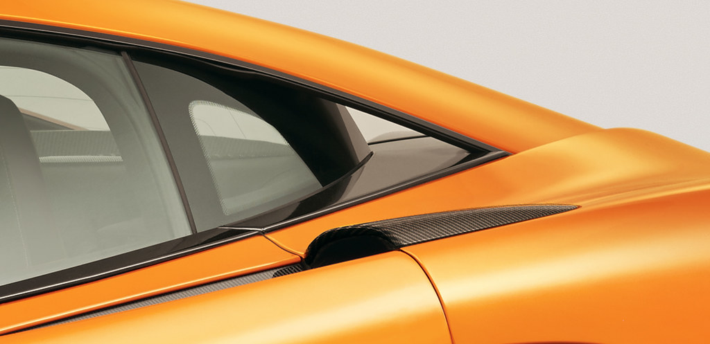 McLaren launches its Sports Series in NY with 570S Coupe