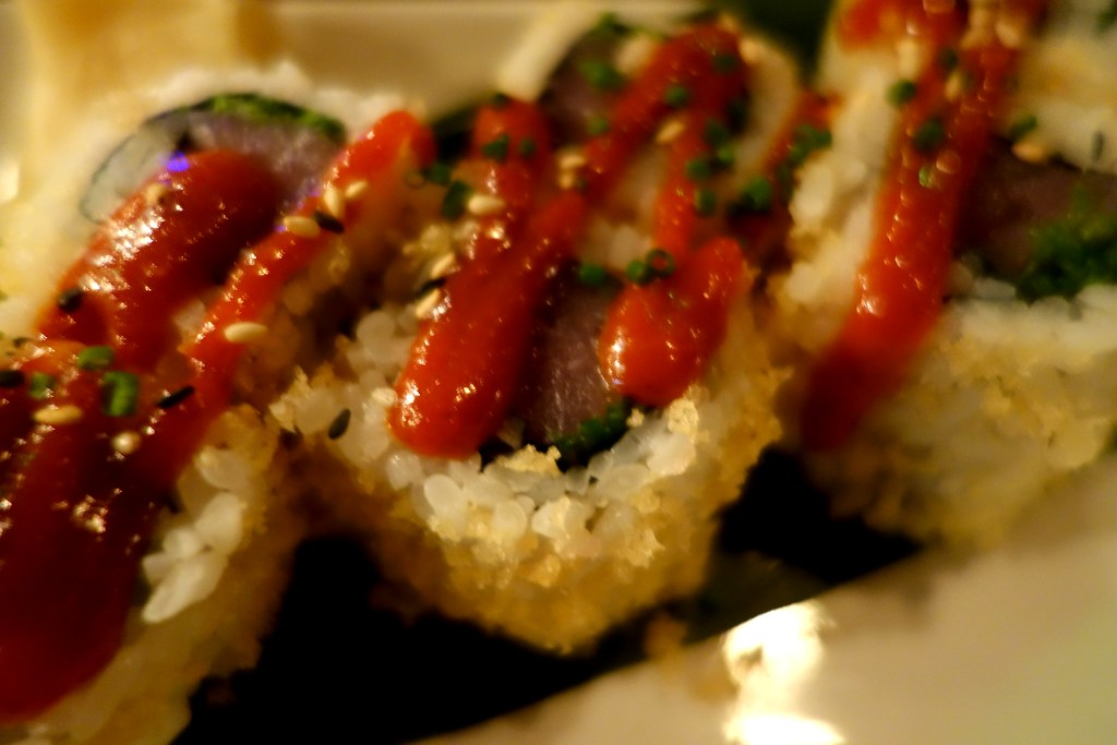 Spicy Tuna Maki Kurobuta