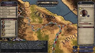 Crusader Kings II AAR. La dinastía Assabi (prólogo)