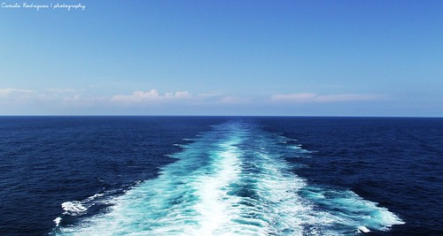 At the sea