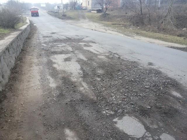 «Час-Дій» вимагає: дороги у Рівному потрібно ремонтувати