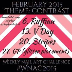 #WNAC2015 February / Contrast