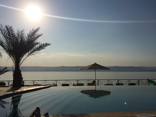 Salt, minerals and zero presence of life: A day spent at the Dead Sea