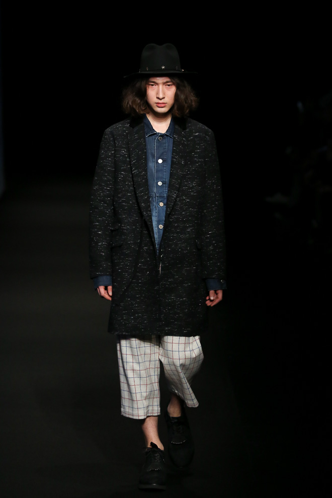 FW15 Tokyo FACTOTUM109(fashionsnap.com)