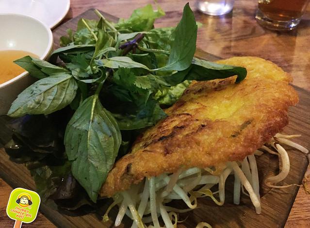 BUN-KER VIETNAMESE - traditional Banh Xeo 2