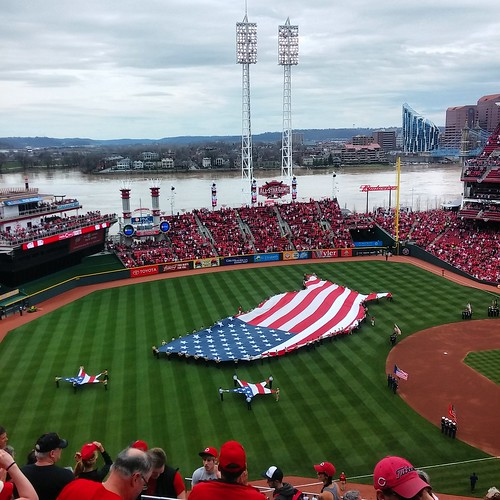 #Reds Opening Day!
