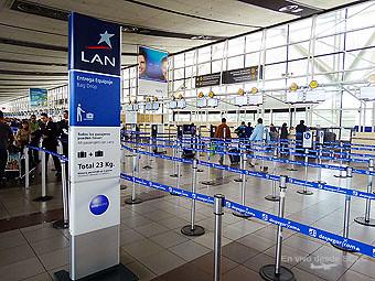 LAN counter en SCL vacío (RD)