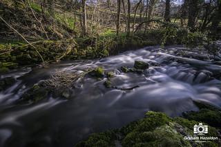 River Alyn,North Wales