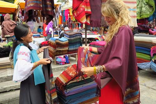 World Markets - Otavalo Ecuador