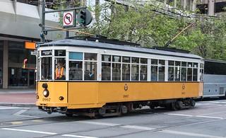 Milan Tram 1807