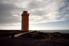 Svörtuloft Lighthouse, Snæfellsnes, Iceland