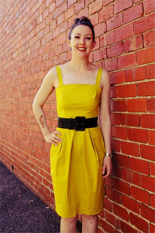 Mellow Yellow #1