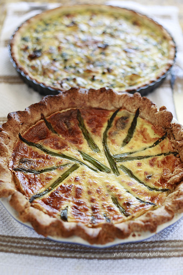Quiche for Brunch