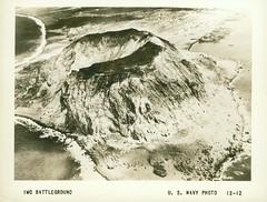 Iwo Battleground, 1945