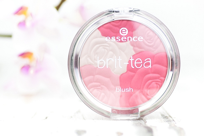 brit-tea blush, Swatches essence brit tea, essence brit-tea, Review brit-tea LE