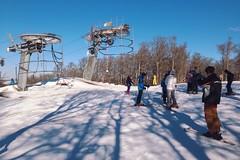 Горные лыжи в Севеннах