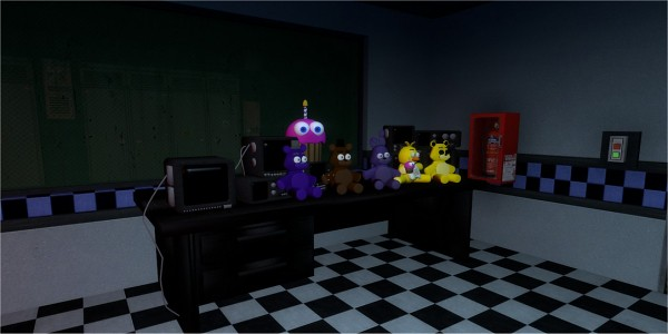 Five Nights at Freddy's GMod