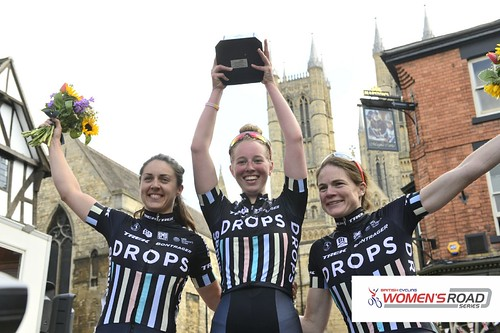 Women's Lincoln Grand Prix, British Cycling Women's Road Series round 3, May 15 2016