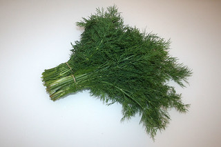 01 - Zutat Dill / Ingredient dill