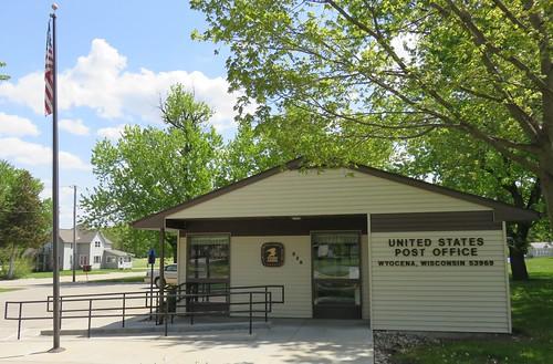 Post Office 53969 (Wyocena, Wisconsin)